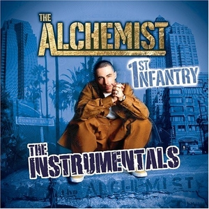 1st Infantry: The Instrumentals album cover