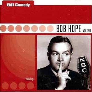 EMI Comedy: Bob Hope Vol.2 album cover