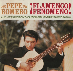 Flamenco Fenomeno! album cover