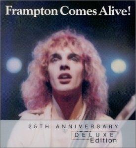 Frampton Comes Alive! (Deluxe Edition) album cover