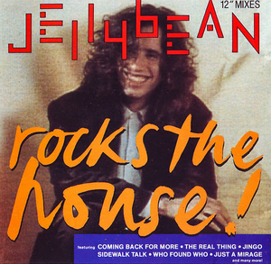 Jellybean Rocks The House album cover