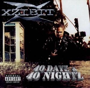 40 Dayz & 40 Nightz album cover