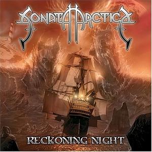 Reckoning Night album cover