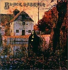 Black Sabbath album cover