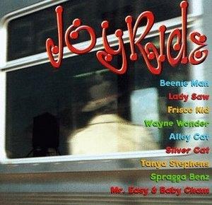 Joyride album cover