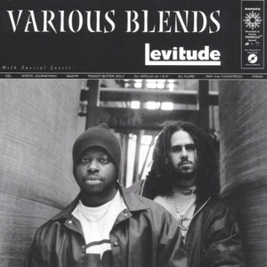 Levitude album cover