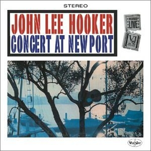Concert At Newport album cover