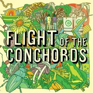 Flight Of The Conchords album cover