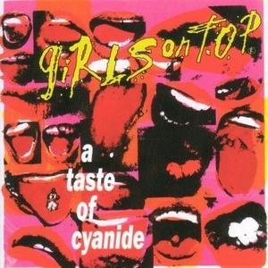 A Taste Of Cyanide album cover
