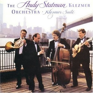 Klezmer Suite album cover
