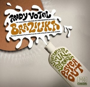Brazilika album cover