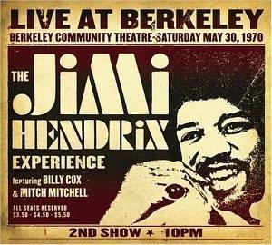 Live At Berkeley album cover