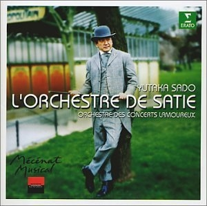 L'Orchestre De Satie album cover