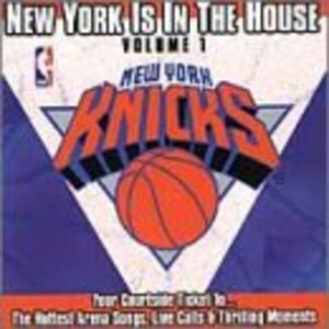 New York Knicks Home Court Hits album cover