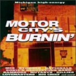 Motor City's Burnin' Vol.1 album cover