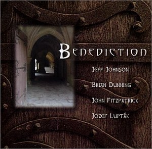 Benediction album cover