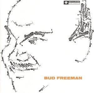 Bud Freeman album cover