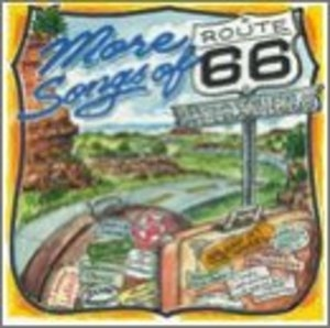 More Songs Of Route 66: Roadside Attractions album cover