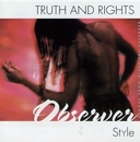 Truth And Rights, Observe... album cover