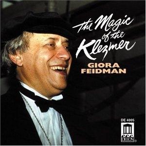 The Magic Of The Klezmer (Delos) album cover