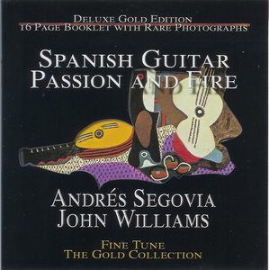 Spanish Guitar: Passion & Fire album cover