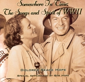 Somewhere In Time: The Songs And Spirit Of WWII album cover