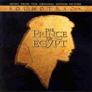 The Prince Of Egypt: Music From The Original Motion Picture Soundtrack album cover