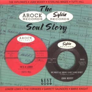 The Arock And Sylvia Soul Story album cover