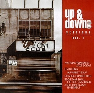 Up And Down Club Sessions-Vol.1 album cover