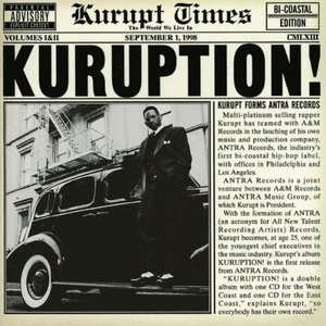Kuruption! album cover