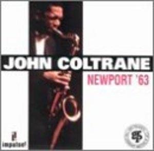 Newport 63 album cover