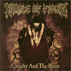 Cruelty And The Beast album cover