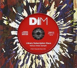 Disposable Music album cover