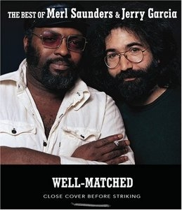 Well-Matched: The Best Of Merl Saunders & Jerry Garcia album cover