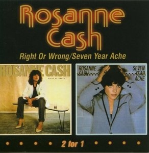 Right Or Wrong + Seven Year Ache album cover