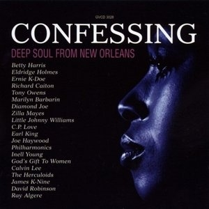 Confessing: Deep Soul From New Orleans album cover