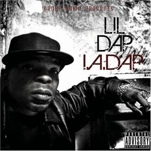 I.A.DAP album cover