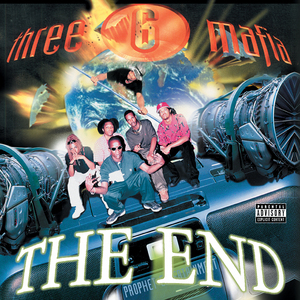The End album cover
