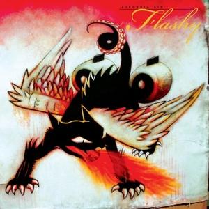 Flashy album cover