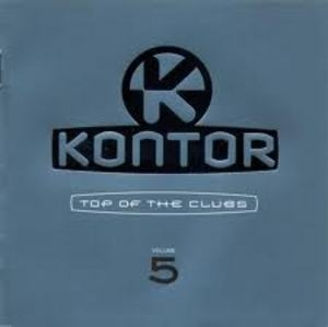 Kontor: Top Of The Clubs, Vol. 5 album cover