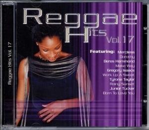 Reggae Hits, Vol. 17 album cover