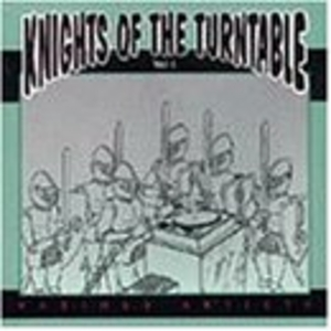 Knights Of The Turntable, Vol. 1 album cover
