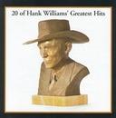 20 Of Hank Williams' Grea... album cover