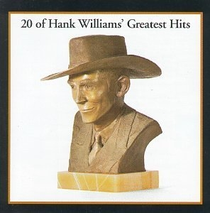 20 Of Hank Williams' Greatest Hits album cover