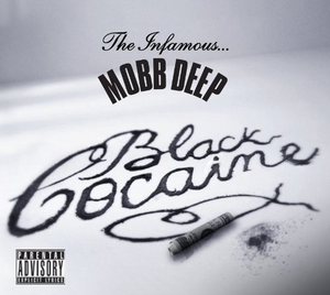 Black Cocaine EP album cover