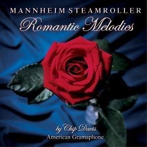 Romantic Melodies album cover