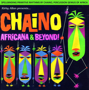 Africana & Beyond! album cover