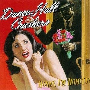 Honey I'm Homely album cover