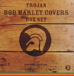 Trojan Bob Marley Covers Box Set album cover