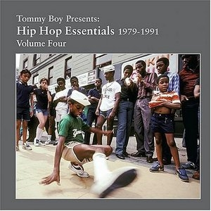 Tommy Boy Presents: Hip Hop Essentials, Volume 4 (1979-1991) album cover